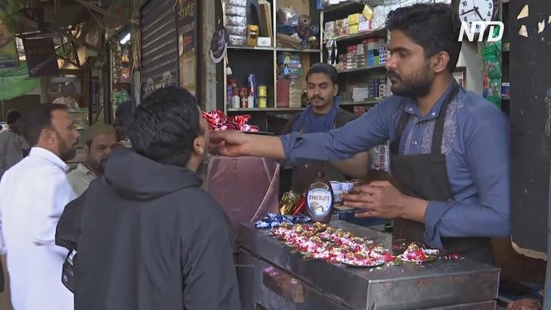 Пакистанские врачи призывают отказаться от жвачки из бетеля
