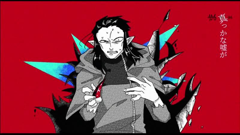 辻斬りナギリでヒトサマアレルギ ️突然始まる手描き動画