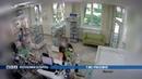 Почитатель настойки календулы в аптеке на Притыцкого головой разбил витрину