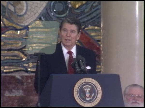 President Reagan's Address and Q A Session at Moscow State University USSR May 31 1988