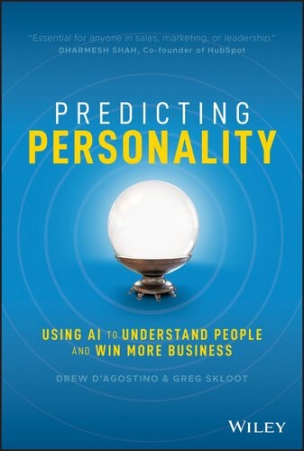 Predicting Personality  Using AI to Understand People and Win More Business