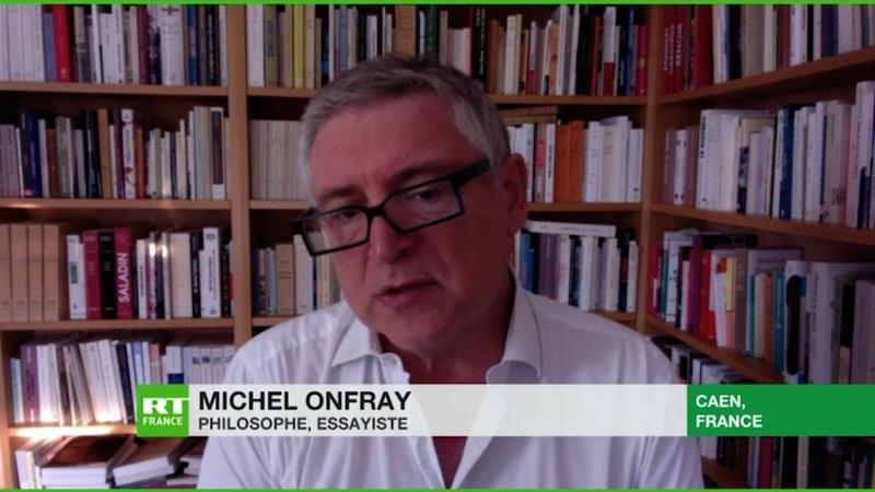 Michel Onfray Il y a une panique totale de tous ces gens qui sortent du même terrier