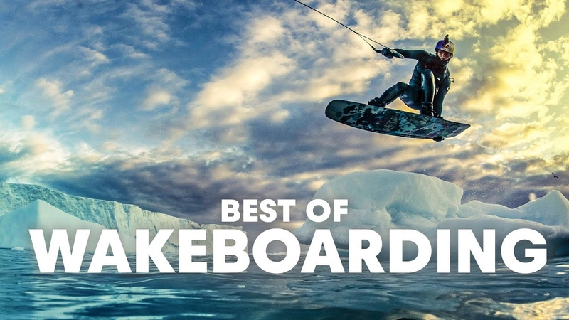Surreal Wakeboarding In The Most Unexpected Locations Best Of Red Bull