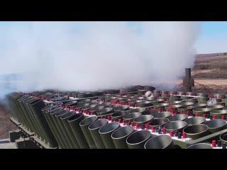 Испытание нового салютного комплекса артиллеристами в Амурской области