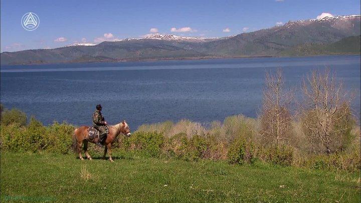 Озёра на вершине мира 3 Маркаколь в Казахстане Познавательный путешествие природа 2011