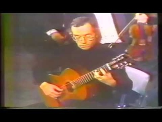 J. Rodrigo - Concierto de Aranjuez (John Williams, guitar) 1975 (?)