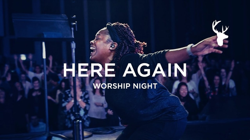 Rheva Henry - Here Again (Spontaneous - I Want More) | Worship Night