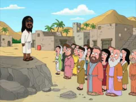 Гриффины. Чёрный Иисус