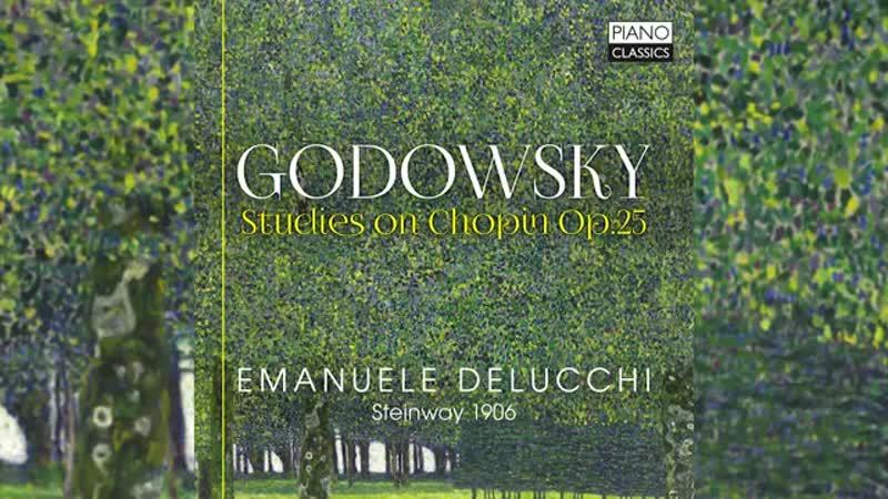 Godowsky Studies on Chopin Op 25
