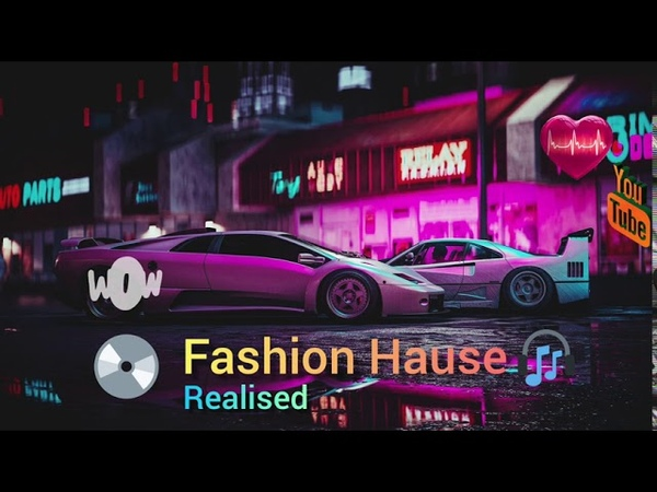 Fashion House Music Realised by Andrew Loft Feel the Energy