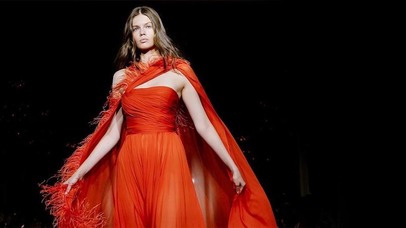 Zuhair Murad Haute Couture Fall Winter 2019 2020 Full Show