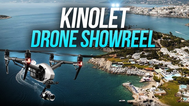 Kinolet Drone Showreel 2020 Шоурил аэросъемки для кино на квадрокоптер 16