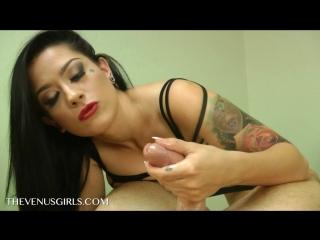 Cuckolding Black Widow Katrina Jade: Donit Cum