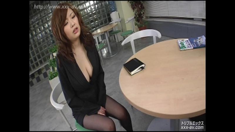 Секретарша японка умеет работать, азиатка, минет, секс, milf,