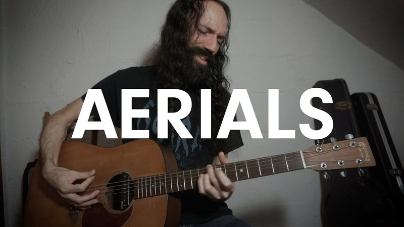 Aerials System Of A Down Cover