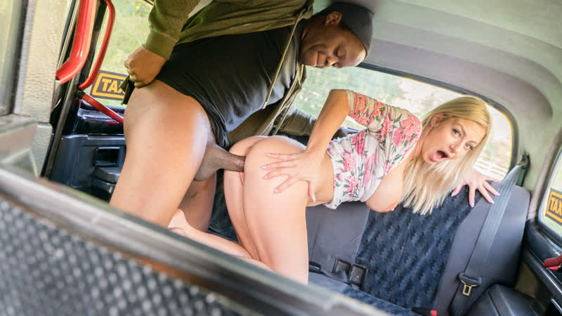 Female Fake Taxi Nathaly Cherie Hot cabbie eager to suck black cock New Porn