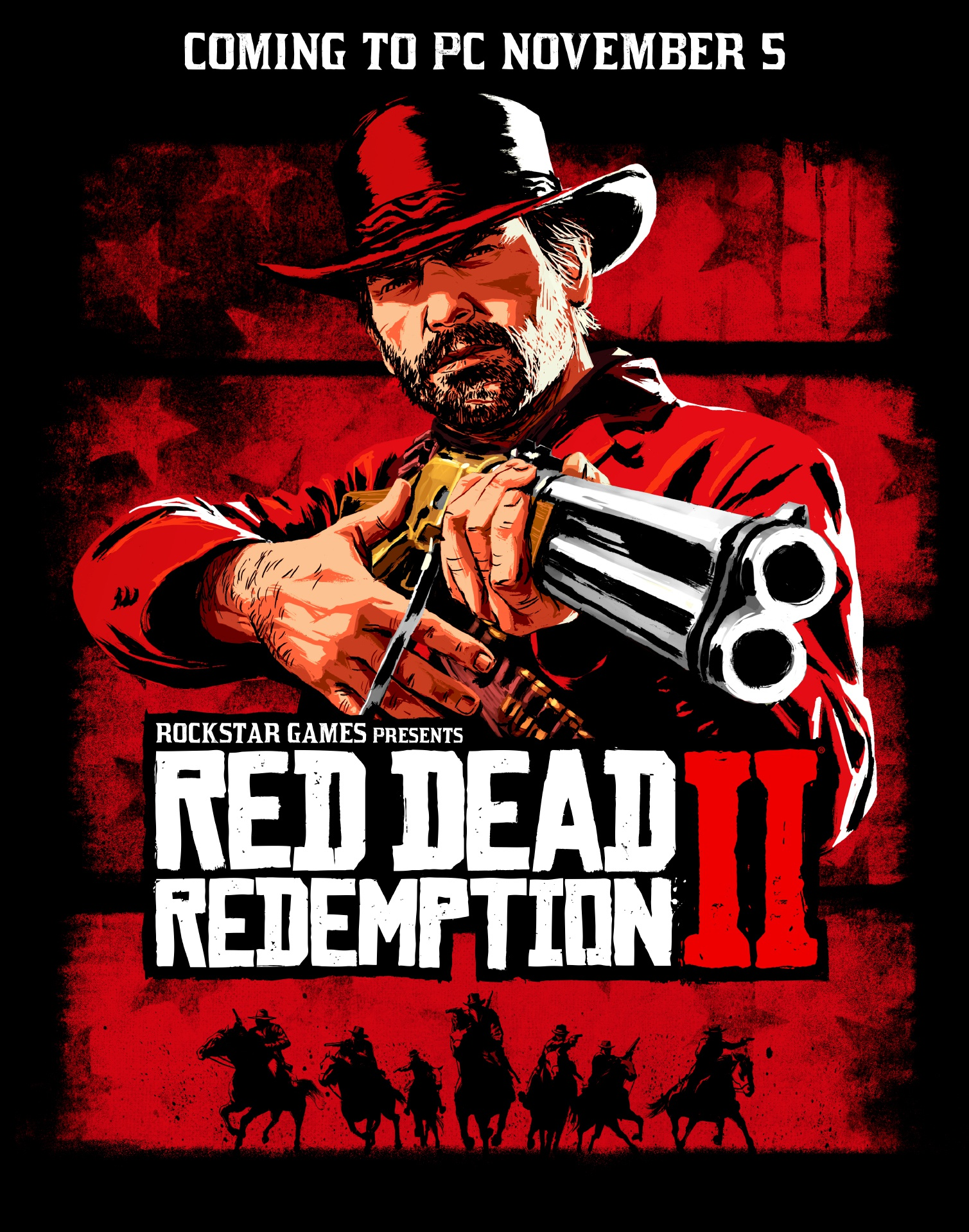 Red Dead Redemption 2 [RGL-Rip] [Repack] by FitGirl