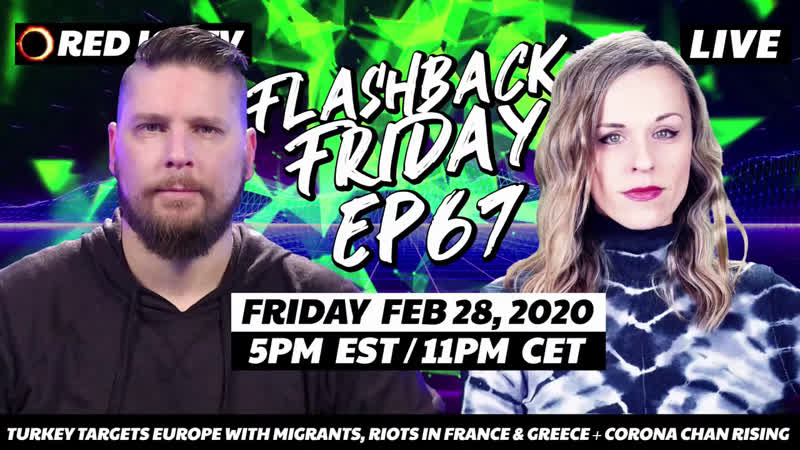 Turkey Targets Europe With Migrants, Riots In France Greece Corona Chan Rising - FF Ep67
