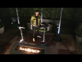Alesso - Midnight feat. Liam Payne (The Late Late Show with James Corden)