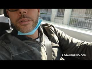 Italian Quarantine documentary with Marco Nero Laura Fiorentino - Toys, Fisting, Anal Sex, Pee Drink, Swallow GL142