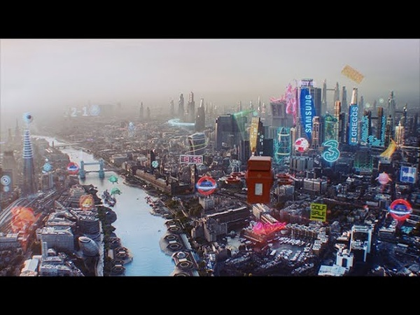 TV ad   Hey UK, The Real 5G Future is Here   Three (2020) [NEW]