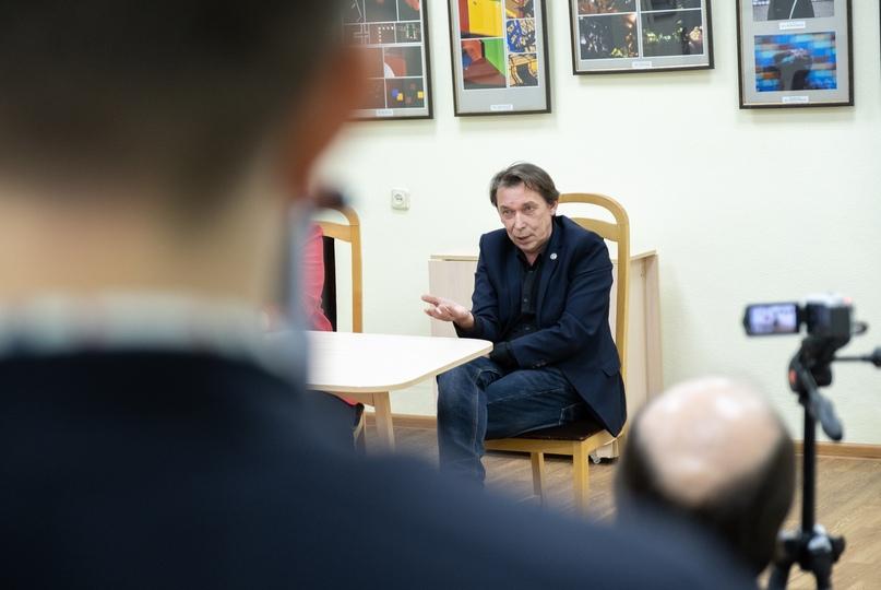 Встреча с Сергеем Таныгиным, изображение №2