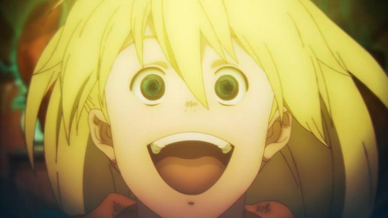 TVアニメ『ドロヘドロ』ノンクレジットオープニング映像 K NoW NAME「Welcome トゥ 混沌 カオス 」