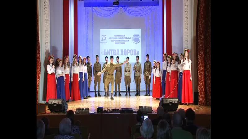 Битва хоров в Нововятске