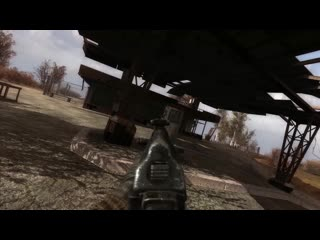 GUNSLINGER mod BETA  ПП-19 Бизон