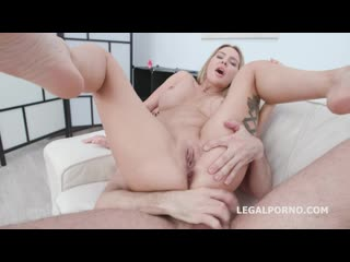 Robin Anal Casting, Tori Dakota welcome to porn with Balls Deep Anal, Gapes, ATM and Swallow