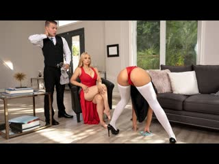 The Baroness - Sarah Vandella, Kendra Spade - Babes - December 03, 2019 New Milf Big Tits Threesome Step Mom Hard Sex Asian