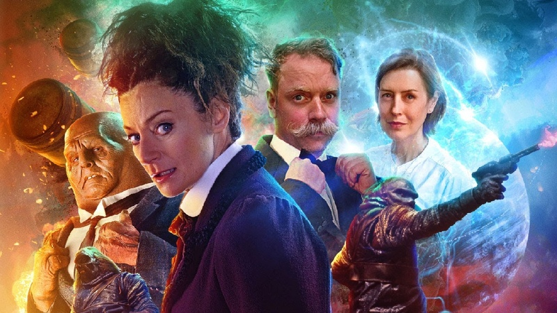 Missy Meets the Monk Missy Series 2 Trailer Doctor Who