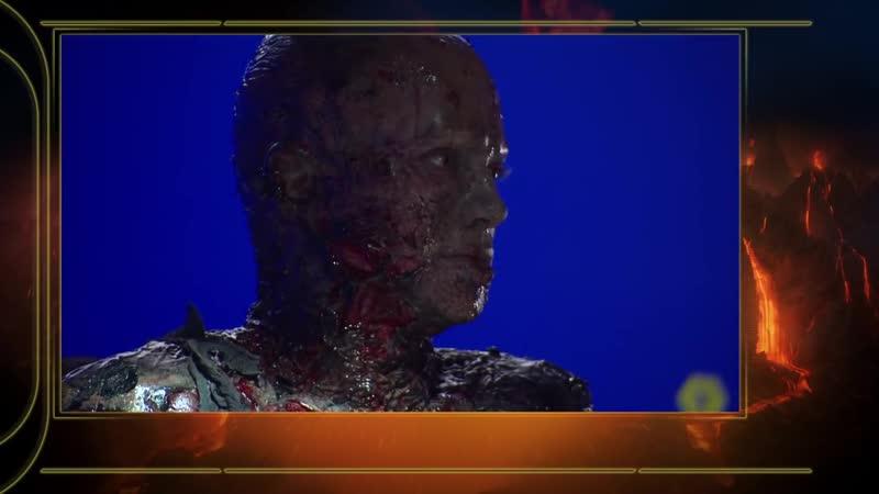 Star Wars Episode III Burnt Anakin Head Featurette