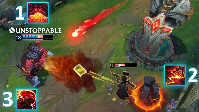 Executing The PERFECT Dive CALCULATED DIVES League of Legends