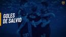Todos los goles de Toto Salvio en Boca