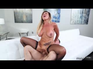[Hustler] Aubrey Black - Big Boob MILFs Straddle Shaft
