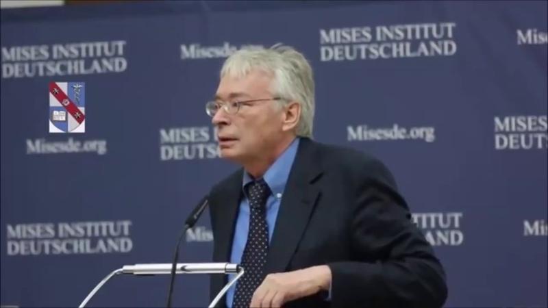 Ханс Херман Хоппе об интеллектуальной собственности