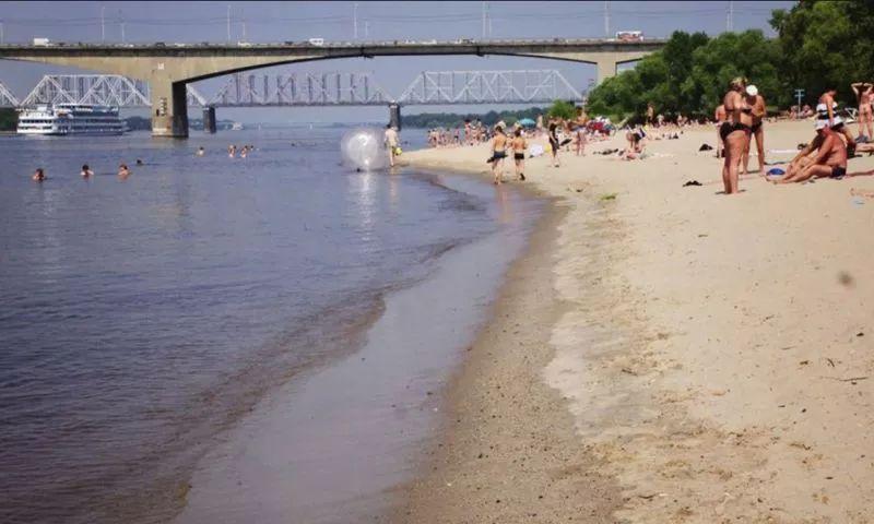 Ярославские пляжи на Волге пригодны для купания