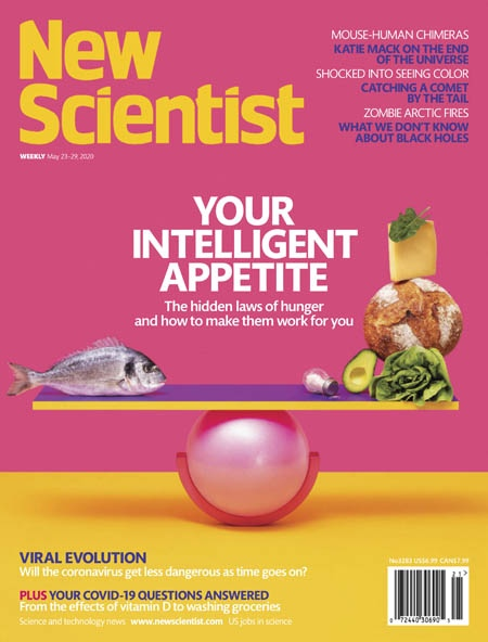 New Scientist  - 23.05.2020