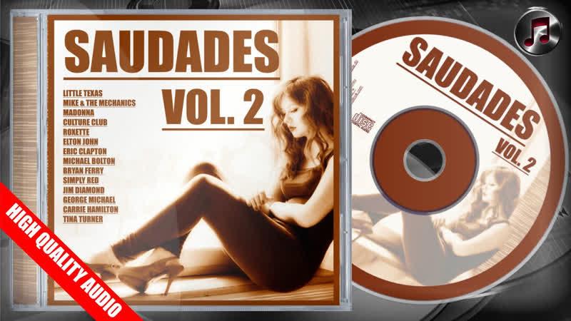 ♫ Saudades Vol 2 ♫ CD МУЗЫКА