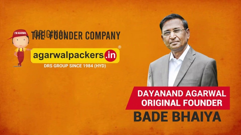 Bade Bhaiya - The Original Founder Company | Agarwal Packers and Movers | DRS Group | Since 1984