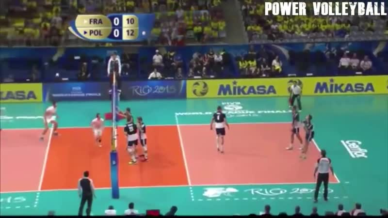 The Most Powerful Volleyball Headshots HD