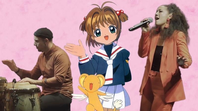 Platina Jazz Platina from Cardcaptor Sakura
