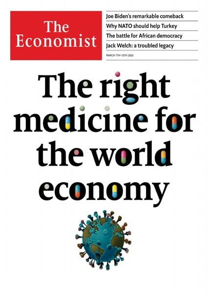 The Economist USA - March 7 2020