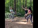 Лесные феи танцуют 🌿💃
