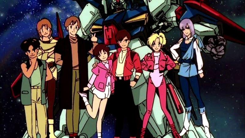 Обзор вселенной Gundam. Часть 3: Gundam ZZ/Char's Counterattack