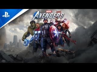 Marvel's Avengers | Ролик о преимуществах PlayStation | PS4