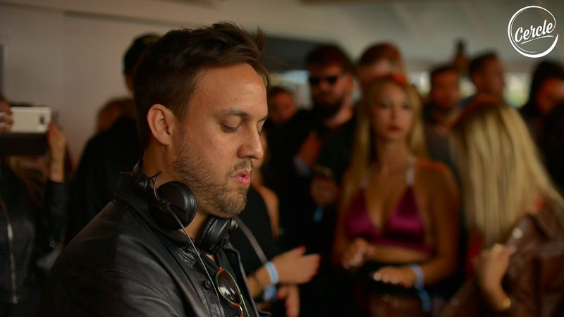 Maceo Plex @ Hudson River in New York USA for Cercle