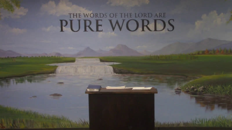 Psalms 2 | Pastor Jonathan Shelley - Pure Words Baptist Church