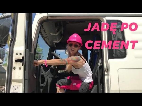 JADĘ PO CEMENT Hard Working Truckers by Ola Kun 6